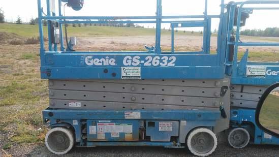 Genie GS 26-32 scissor lift, elec.