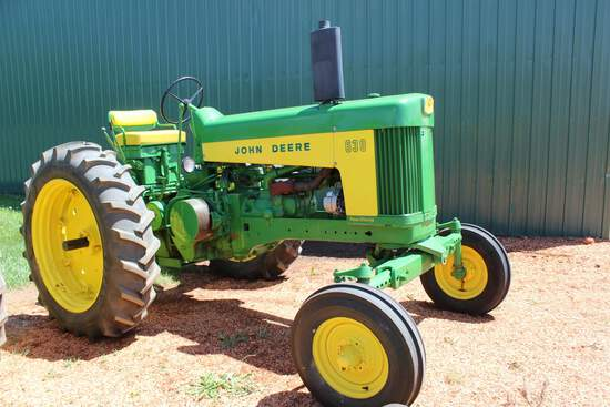 JD 630 Tractor