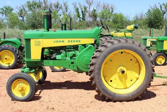 JD 730 Diesel Tractor
