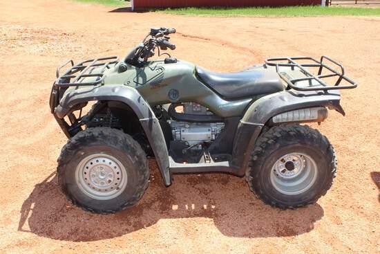 2005 Honda Rancher ATV