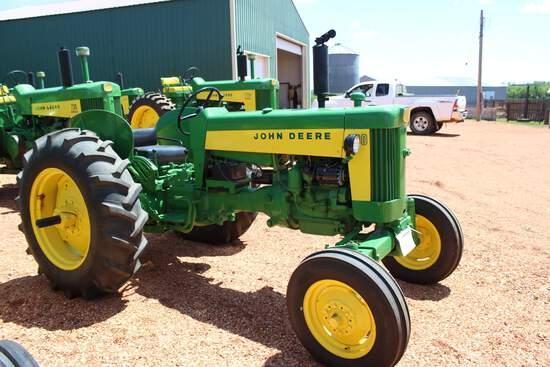 1959 JD 430-W Utility Tractor