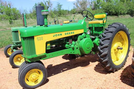 1960 JD 530 Tractor