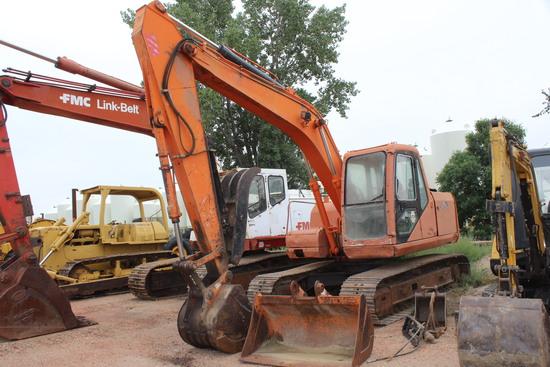 Daewoo SOLAR130LC-V Track Excavator