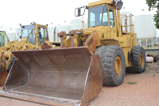 Cat 980C Wheel Loader