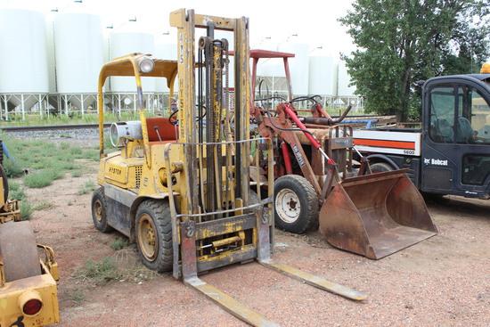 Hyster 5000 lb. Forklift