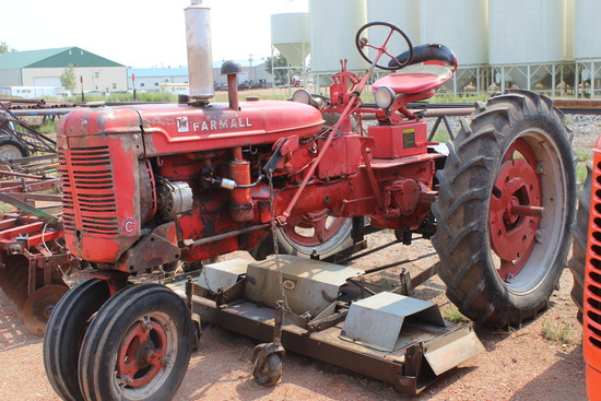 McCormick Farmall FC Tractor