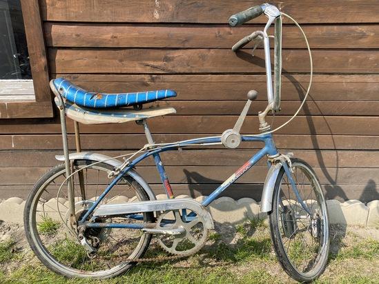 "1966 Schwinn 5-speed Fastback 20"" Bike"