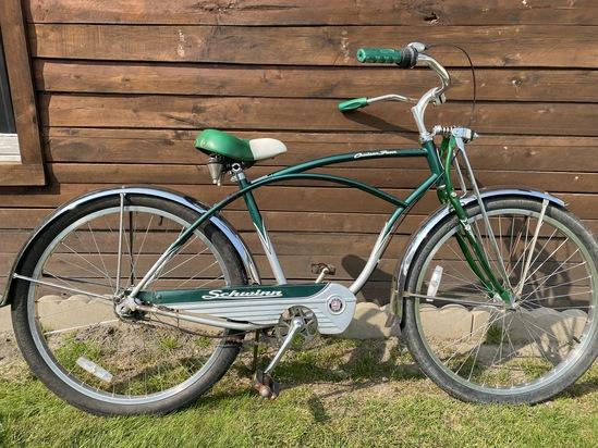 """1990's Schwinn 4-speed 26"""" Men's Bike"""