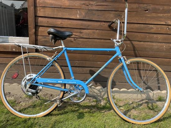 "1970's Schwinn Collegiate 5-Speed 26"" Men's Bike"