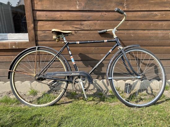 "1950's Schwinn Racer 26"" Men's Coaster Bike"
