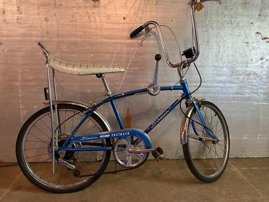 1970's Schwinn Fastback 5-Speed Boy's Bike