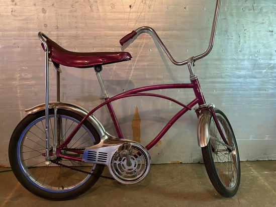 1960's Sears Banana Seat Coaster Bike