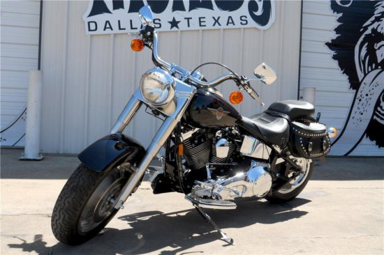 1999 HARLEY-DAVIDSON FATBOY MOTORCYCLE