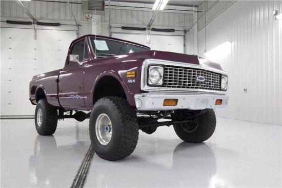 1972 CHEVROLET K10 PICKUP