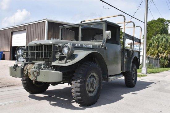 1953 DODGE M37 | Colle    Auctions Online | Proxibid