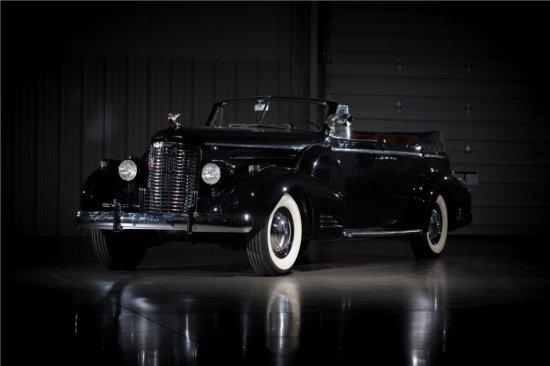 1938 CADILLAC SERIES 90 V16 CONVERTIBLE