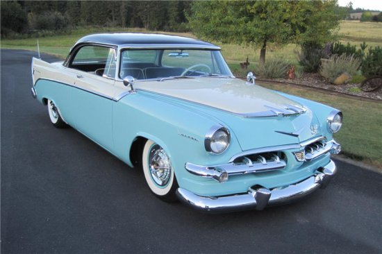 1956 DODGE ROYAL LANCER CUSTOM D500