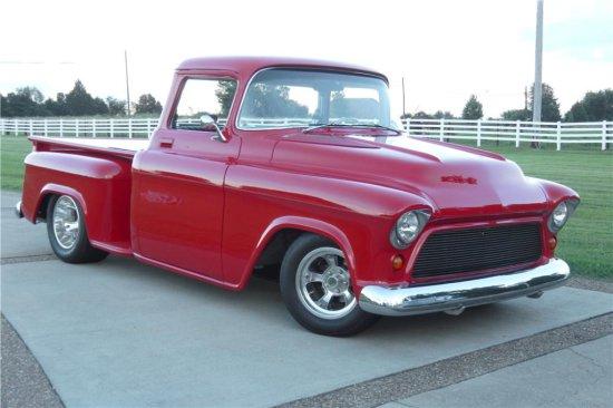 1955 CHEVROLET 3200 CUSTOM PICKUP
