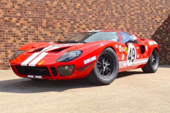 1966 FORD GT40 RE-CREATION