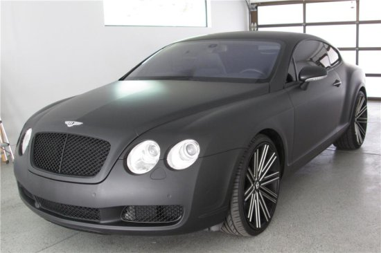 2005 BENTLEY CONTINENTAL GT CUSTOM COUPE