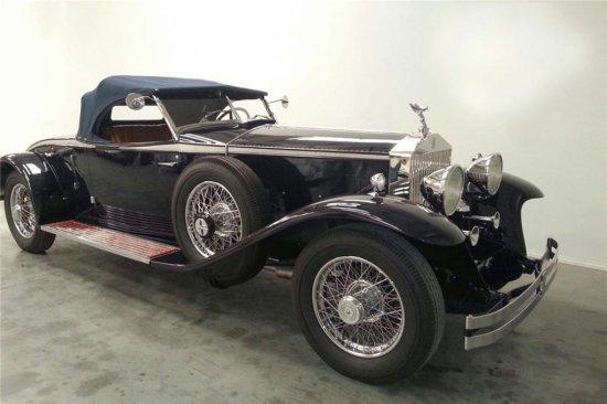 1932 ROLLS-ROYCE ROADSTER
