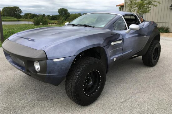 2011 LOCAL MOTORS RALLY FIGHTER COUPE