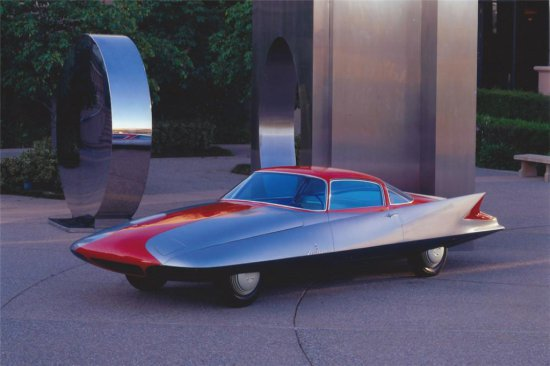 1955 CHRYSLER GHIA STREAMLINE X GILDA