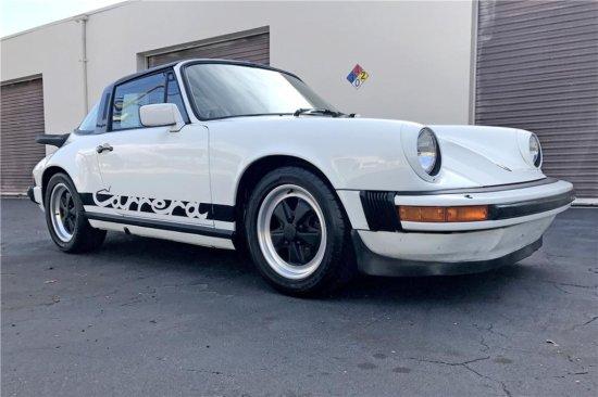 1977 PORSCHE 911 CARRERA 3.0 TARGA