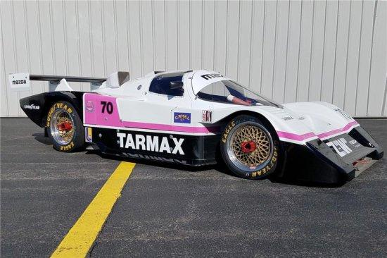 1984 MAZDA DENALI IMSA LIGHTS RACE CAR