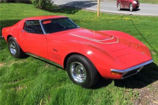 1970 CHEVROLET CORVETTE LT-1 350/370