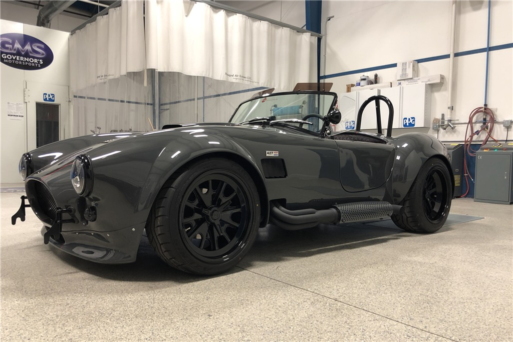 1965 BACKDRAFT COBRA RE-CREATION | Collector Cars | Auctions