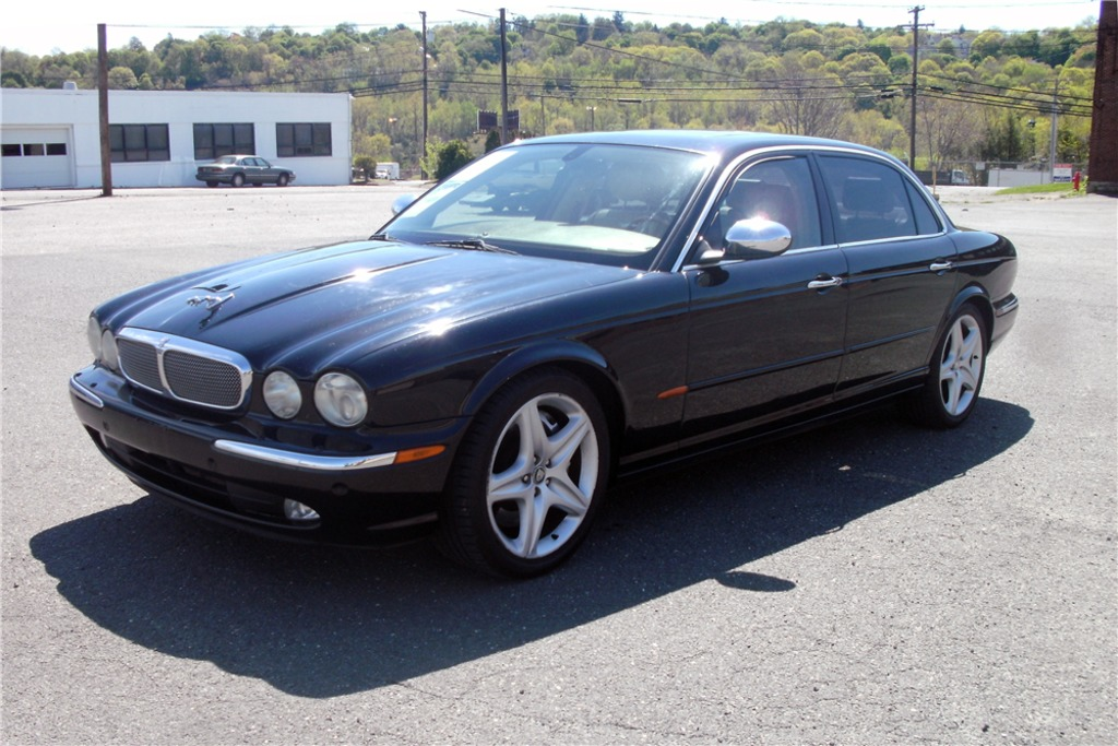 2005 Jaguar Xj Super V8 Auctions Online Proxibid