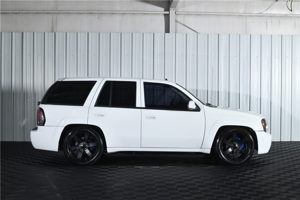 2007 Chevrolet Trailblazer Ss >> 2007 Chevrolet Trailblazer Ss Collector Cars Modern Luxury