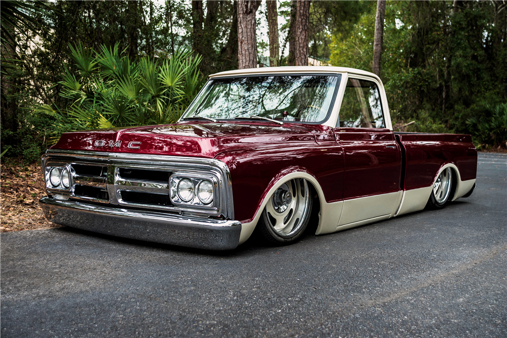 1972 Gmc Custom Pickup Collector Cars Auctions Online Proxibid