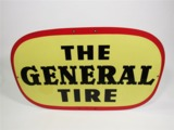 1930 THE GENERAL TIRES TIN AUTOMOTIVE GARAGE SIGN