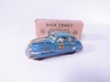 CIRCA 1930S-40S MARX DICK TRACY FRICTION-DRIVE RIOT CAR
