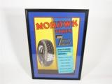 1927 MOHAWK TIRES SERVICE STATION POSTER