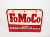LATE 1950S-EARLY 60S FOMOCO GENUINE FORD PARTS TIN SERVICE DEPARTMENT SIGN