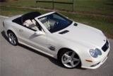 2007 MERCEDES-BENZ SL55 AMG CONVERTIBLE