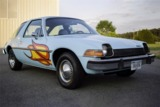 1977 AMC PACER WAYNES WORLD RE-CREATION