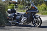 1981 HONDA GOLD WING GL1100 MOTORCYCLE