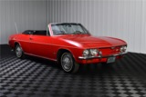 1966 CHEVROLET CORVAIR MONZA CONVERTIBLE