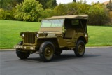 1942 FORD MILITARY-STYLE JEEP