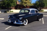 1951 CHEVROLET FLEETLINE CUSTOM FASTBACK