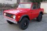 1971 FORD BRONCO CUSTOM 4X4