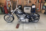 2008 SAXON CUSTOM CHOPPER