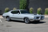 1970 OLDSMOBILE CUTLASS W-31