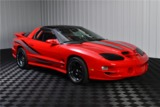 2001 PONTIAC FIREBIRD TRANS AM WS6 CUSTOM COUPE