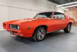 1969 PONTIAC GTO JUDGE RE-CREATION