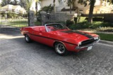 1970 DODGE CHALLENGER CUSTOM CONVERTIBLE